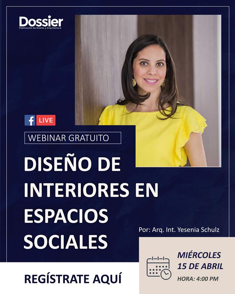 DISEÑO DE INTERIORES EN ESPACIOS SOCIALES